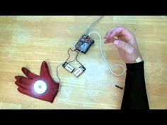 How to make a muscle-controlled Iron Man repulsor