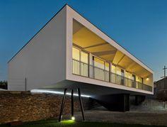 Casa en Sobral - Nelson Resende Arquitecto #arquitectura