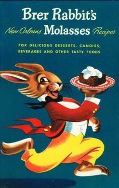 Brer Rabbit's New Orleans Molasses Recipes