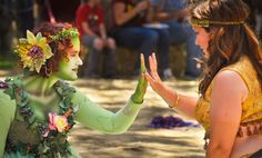 It's Renaissance Pleasure Faire Time in LA County Face to Face with Magic by Nikki Jee http://www.renfair.com/socal/
