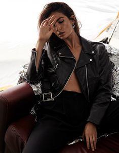 Tatler UK January 2017 Lily Aldridge by David Roemer