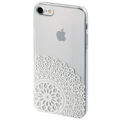 "hama.nl | 137943 Hama Cover ""Boho Dance"" voor Apple iPhone 7, transparant/wit"