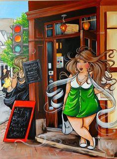 (1) Isabelle Desrochers Artiste Peintre