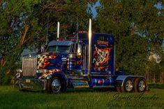 custom 18 wheeler trucks | TRUCK INSURANCE - BIG RIG INSURANCE - 18 WHEELER INSURANCE