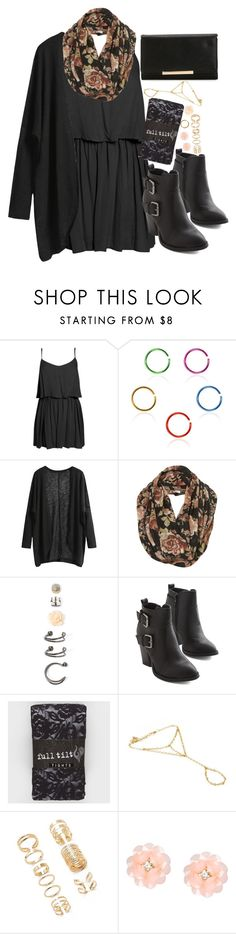 """Don't say a word at all"" by fernym ❤ liked on Polyvore featuring Boohoo, Full Tilt, Forever 21, Dettagli, lyrics and 5secondsofsummer"