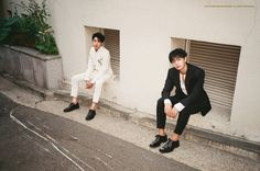 'Produce 101' contestants Yong Guk and Si Hyun to debut quite soon! The boys have been gearing up for their first mini album, 'The.The.The'. To get fans hyped they dropped more image teasers and a highlight medley! So, check it out below! In this image, the boys are wearing quite contrasting outfits. It really works …