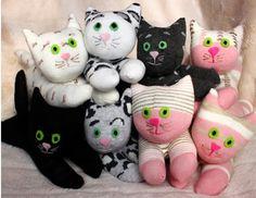игрушки из носков - Поиск в Google
