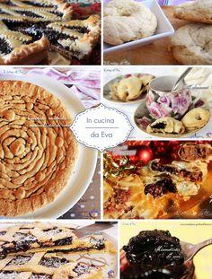 Raccolta di ricette con uva