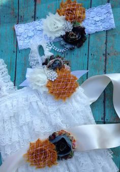 Antique Lace Vintage Romper Shabby Chic Vintage by MiyahsCloset, $41.50