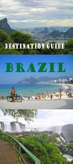 Destination Guide - Brazil. Everything you need to know and places to go! http://bbqboy.net/brazil-guide-travel-tips/