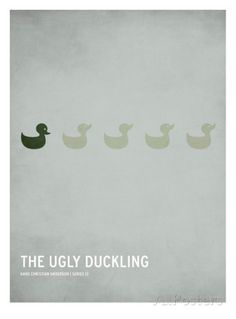 Ugly Duckling Reproduction d'art
