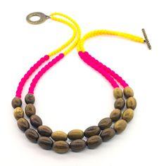 Island Sunrise Necklace | Fusion Beads Inspiration Gallery