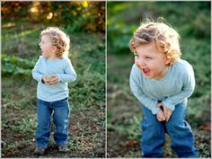 Children Portraits #laughing #kids #fall
