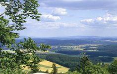 """Fichtegebirge"" The Fir Mountains Upper Franconia Bavaria.GR"