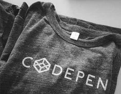 CodePen T-Shirt