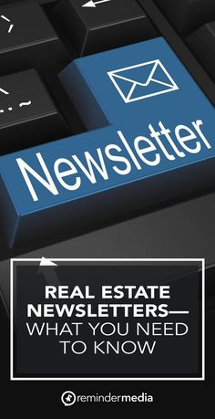 Slapping together a newsletter is easy, but to create a real estate newsletter for clients that actually generates positive results and doesn't just come across as an annoying solicitation takes some work, attention to detail, and a good amount of time. I'm here to make the job a little easier by taking you through some of the most important things you need to know about newsletters, including: #realestate #realtortips #realestatetips real estate agent marketing - direct mail marketing ideas Mail Marketing, Direct Marketing, Real Estate Marketing, Marketing Ideas, Direct Mail, Real Estate Tips, Need To Know, Detail, Create