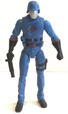 "2000 G.I Joe 3.75/"" COBRA COMMANDER v9 Series 16 Hasbro New Loose"
