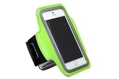 Gym Running Jogging Sports Armband Cases for iPhone 5, 5s, 5c and iPod touch 5 | Lagoo Tech