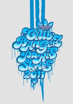 Outstanding Examples of Typographic Illustrations