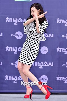 Girls' Generation[SNSD] Tiffany at a Press Conference of OnStyle Channel SNSD - Jul 21, 2015 [PHOTOS] : Photos : KpopStarz