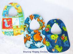 Dinosaur Bib 3-Pack, Dinosaur Nursery, Dinosaur Baby Shower, Dinosaur Baby, Sports Bib, Sports Baby Shower, Baby Boy Gift, Boy Baby Shower