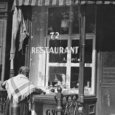 Old photos of NYC restaurants
