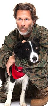 Duke - based on a true story about a faithful dog and Marine Sgt, who is a broken down Iraq Vet. #Hallmark Movie Channel