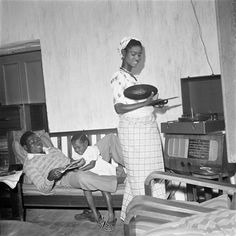 Roy and Rebecca Ankrah's leisure hours, Accra, c.1952-53