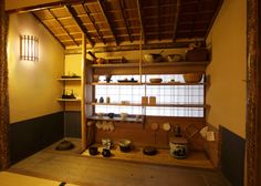 japanese tea house waterplace ,images compact kitchen ,sadokan HIROSAKI ,AOMORI 弘前市 茶道館