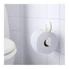 STUGVIK Toalettpappershållare med sugpropp  - IKEA
