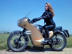 www.jamesbondlifestyle.com##In the 1965 film Thunderball, SPECTRE agent Fiona Volpe, played by Italian actress Luciana Paluzzi, rides a gold-painted BSA A65 Lightning motorcycle. Fiona Volpe fires two rockets which destroys the car that gives chase to James Bond in his Aston Martin DB5.