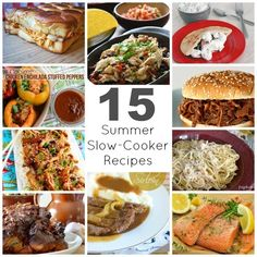Last year I shared 15 Summer Slow Cooker Recipes and it became quite popular on Pinterest with over 115K pins so far! I decided to put together 15 more slow cooker recipes that we have made this summer. I love using my crock-pot in the summer because we can be out all day and come …