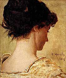 OSMAN HAMDİ BEY-KARISI NAİLE HANIM-1897