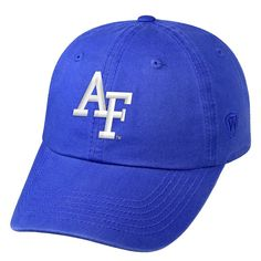 a636242c050 Air Force Falcons NCAA Men s Adjustable Hat Relaxed Fit Team Icon
