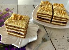 Chałwowiec bez pieczenia - Blog z apetytem Tiramisu, Waffles, Caramel, Good Food, Food And Drink, Blog, Sweets, Cooking, Breakfast