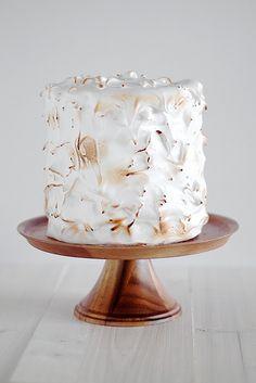 Lemon Layer Cake with 7-Minute Frosting by  Pick Yin Chang via flickr.com  pickyin.blogspot.com