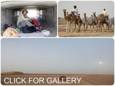 Click above to see an expanded gallery of the Empty Quarter crossing.
