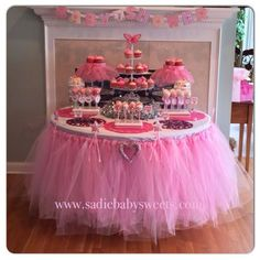 Charming Princess Themed Baby Shower!