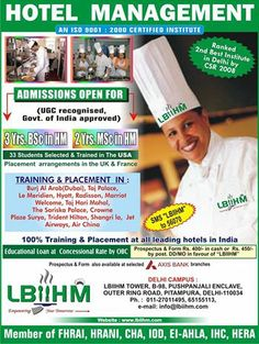 """ADMISSION OPEN!!!!!!2014. On-the-JobTraining (OJT) provides unique opportunities for participants who already possess some job-related skills and the knowledge to """"earn as they learn"""". By participating in training the participant acquires new skills and Knowledge. http://www.lbiihm.com/training-a-placements/industrial-training"""