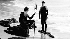 Sam and Josh <3 behind the scenes of Catching Fire