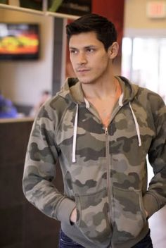 Alex Meraz.... he's married with a kid..., WHY?