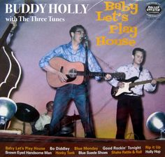 Buddy Holly with The TRee Tunes - Baby Let's Play House
