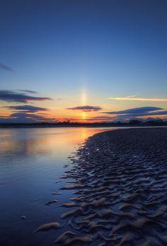 Strangford Lough Sunset (2) | Flickr - Photo Sharing!