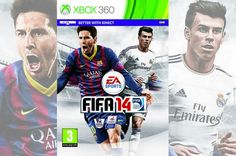 Guess who made it to the cover of FIFA 14... #Proud #Cymru #Fifa14