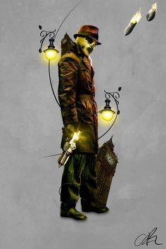 Watchmen Fan Art
