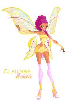 Claudine Believix by DragonShinyFlame.deviantart.com on @DeviantArt