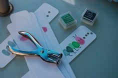 Easy Homemade Bookmarks for Kids