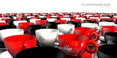I'm not a coffee drinker, but I do love this design concept... Illy HOME