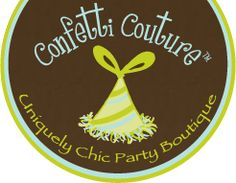 Confetti Couture | Cupcake Wrappers for Parties, Weddings and Events Confetti Couture