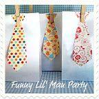 necktie giftbags
